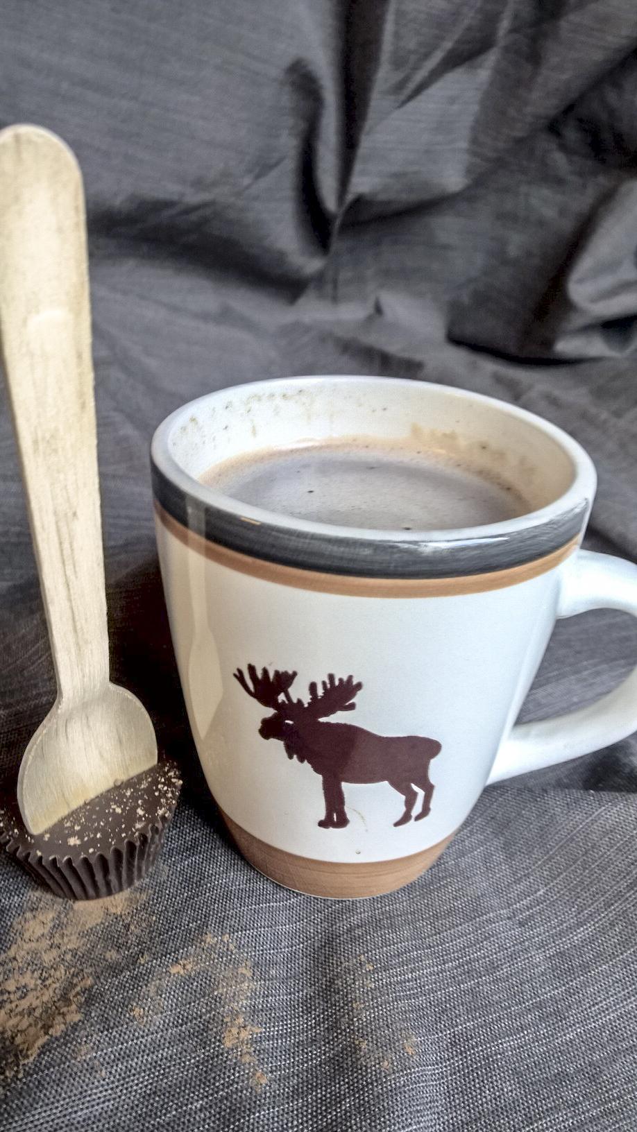 dark hot chocolate 1