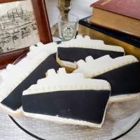Titanic Sugar Cookies