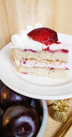 plum cake 9