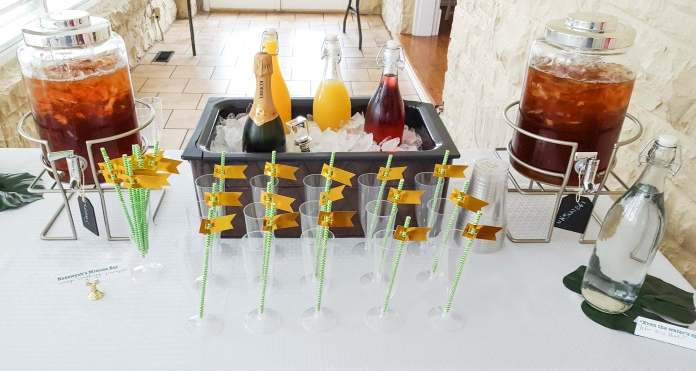 The Ultimate Psych Themed Bridal Shower Or Party