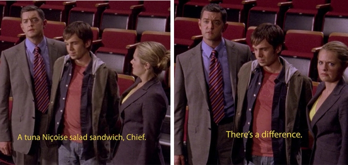 tuna nicoise sandwich. there's a difference. #psych #faustbakes
