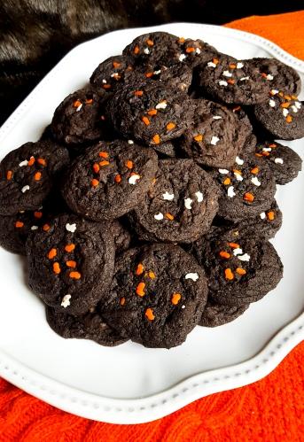 #faustbakes #halloween #cookies