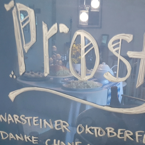 #Oktoberfest with #FaustBakes