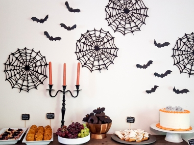 #HostingHalloween #brunch with #FaustBakes