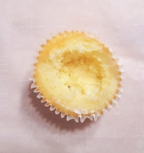 Core the cupcakes