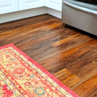 Updating Your Kitchen Floors: A Review of Style Selections Laminate Flooring