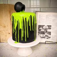 Spilled Potion Cake